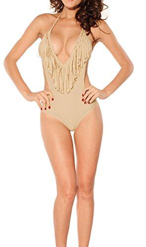 usme-new-summer-tassel-deep-v-conjoined-bikini