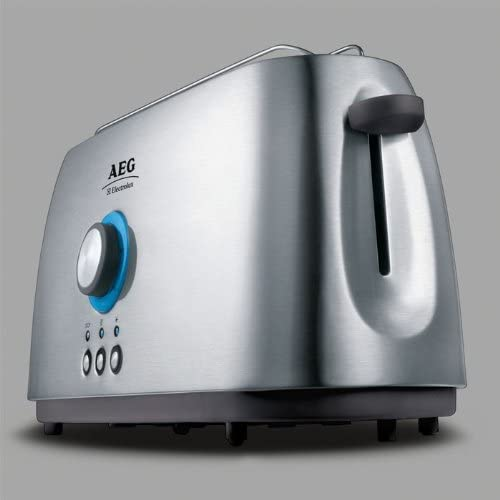 AEG Electrolux AT7010 Automatic Toaster Grille pain longue