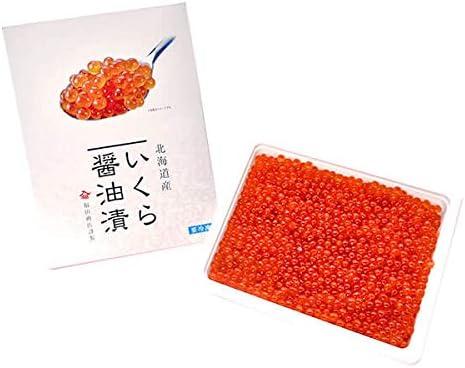 シーフード本舗 北海道産 いくら しょうゆ漬 500g 醤油漬け 鮭いくら イクラ ギフト 海鮮丼 冷凍