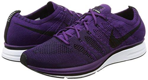 Adulto Ginnastica white Viola Trainer Nike night black Flyknit – Da Unisex Scarpe Purple xwwB0nI7q
