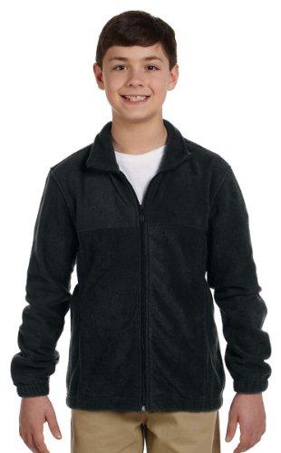 8 Ounce Fleece Jacket - 1