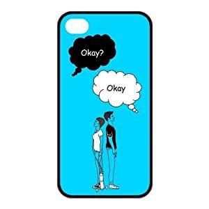 customized Fault in Our Stars for Case For Sumsung Galaxy S4 I9500 Overcase Sumsung Galaxy S4 I9500-brandy-140165