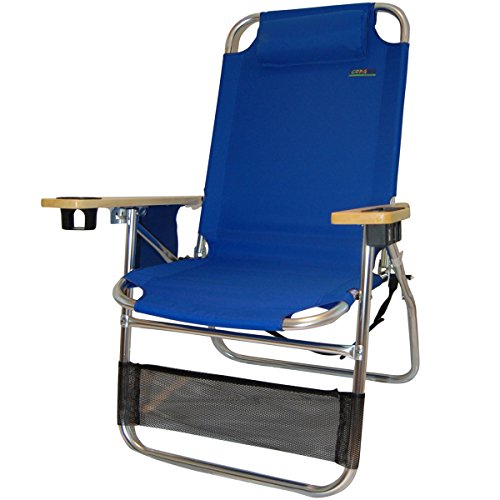 Copa Big Papa 4 Position Beach Chair -