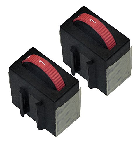 Porter Cable 7335/7336 Sander Replacement (2 Pack) Variable Switch # 886978-2pk