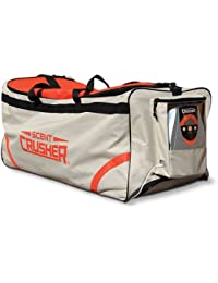 """Roller Bag with Ozone Generator - Destroys Odors within 30 mins., Heavy Duty Wheels, 9"""" Extentable Handle, Airport/TSA Compliant"""