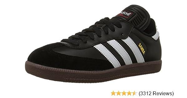 new arrival c92f9 93a51 Amazon.com   adidas Performance Men s Samba Classic Indoor Soccer Shoe    Running