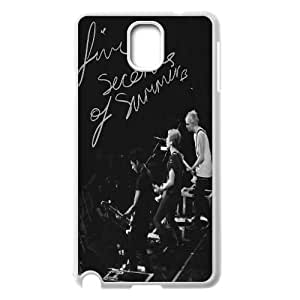 Diy 5 seconds of summer Case Cover, DIY Protective Cover Case for Samsung Galaxy Note 3 N9000 5 seconds of summer