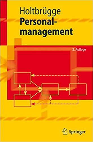 Personalmanagement (Springer-Lehrbuch)