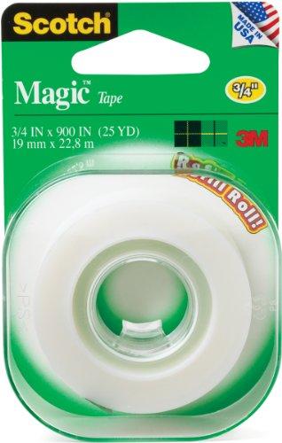 Scotch Magic Refill Roll, 3/4 x 900 Inches - Magic Scotch
