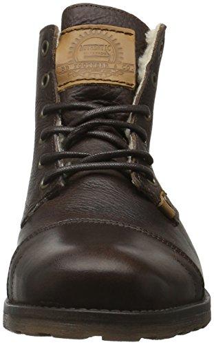 Bullboxer 358k83626d, Zapatillas de Estar por Casa para Hombre Marrón Oscuro