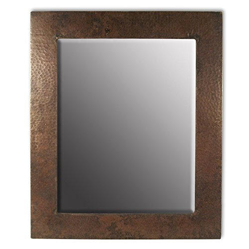 Native Trails CPM62 Sedona Rectangular Wall Mirror, Small, Antique Copper Review