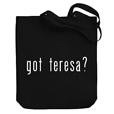 high-quality Teeburon Got Teresa? Canvas Tote Bag
