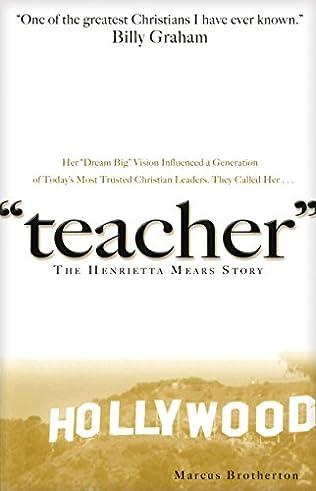book cover of Teacher