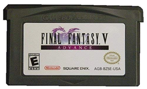 Final Fantasy V - Gameboy Advance