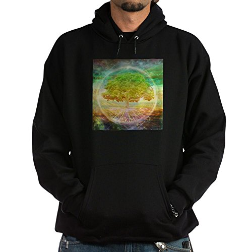 CafePress Attraction Hoodie Pullover Hoodie, Classic & Comfortable Hooded Sweatshirt Black ()