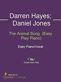 The Animal Song Easy Play Piano Kindle Edition By