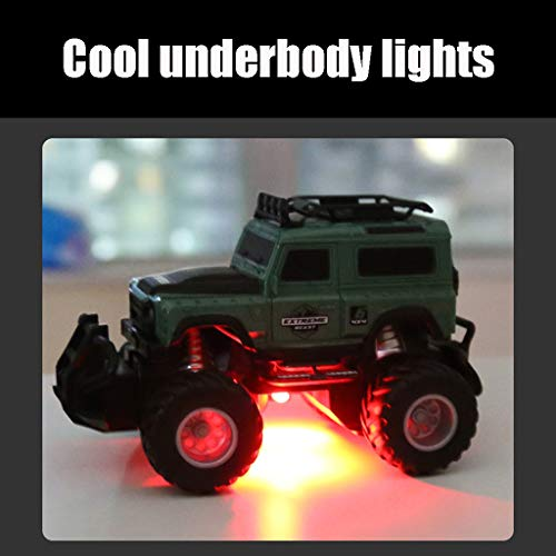 Remote Controlled Truck Car Radio Control Toys Car for Kids (C)