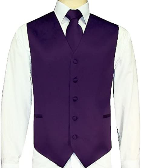 Cheap Purple Vest