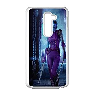 Guardians of the Galaxy HILDA0004361 Phone Back Case Customized Art Print Design Hard Shell Protection LG G2
