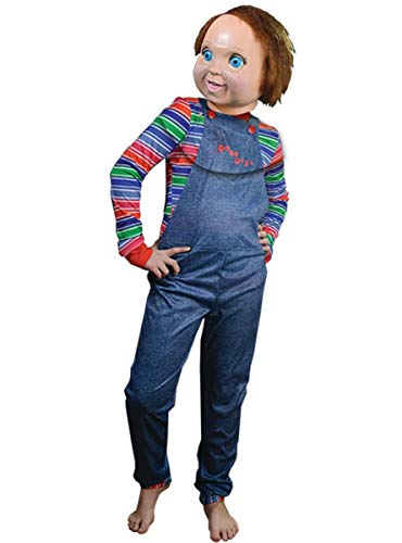 (Child's Play 2- Good Guy Costume -)