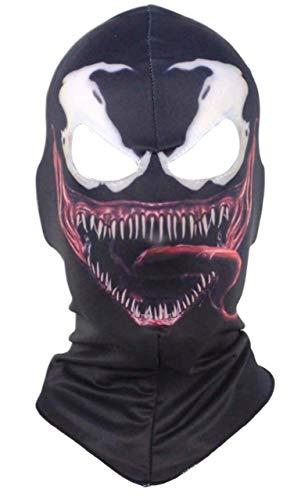 Marvel's Venom Superhero Cosplay Adult Size Spandex Over
