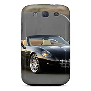 ADvSLCD3833eLabt Anti-scratch Case Cover Megan A Ferguson Protective N2a Motors Anteros Roadster 2009 Case For Galaxy S3