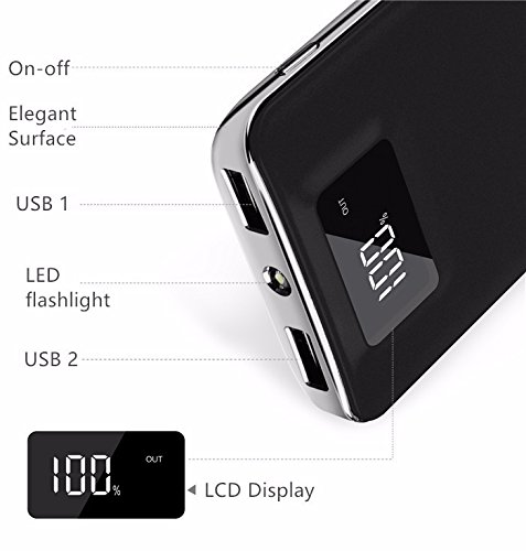 Best Portable Usb Battery - 9