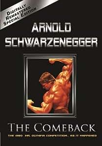 Arnold Schwarzenegger// The Comeback