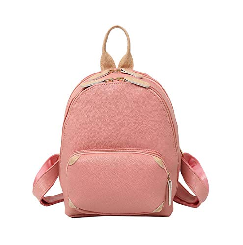 layxi fashion damen strand daypacks modern pu einfarbig wasserdicht outdoor schick nbsp schule backpack leder