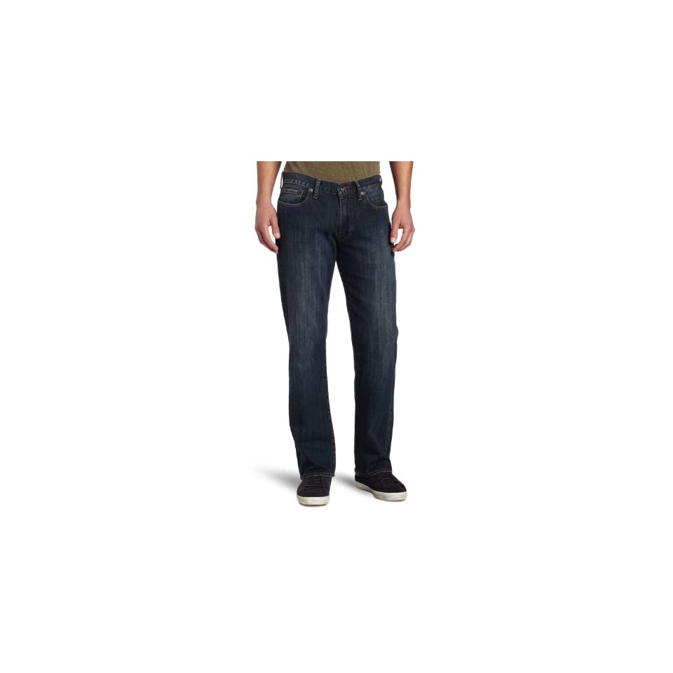 Lucky Brand Men's 361 Vintage Straight Leg Jeans (40 x 32) Clothing