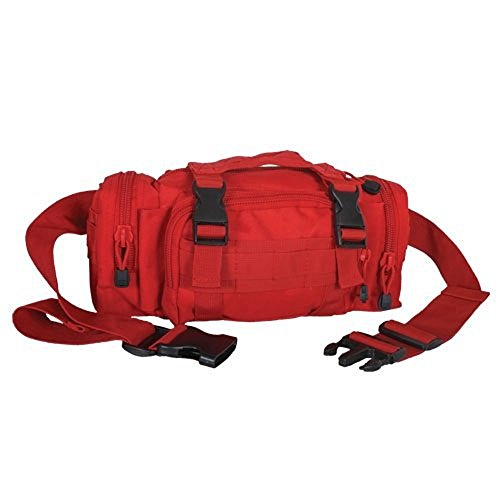 Ultimate Arms Gear Red Modular Deployment Bag (Utg Leapers Utg Web)