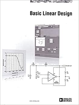 Hank zumbahlen basic linear design analog devices — photo 1