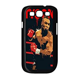 Hjqi - DIY Mike Tyson Cell Phone Case, Mike Tyson Custom Case for Samsung Galaxy S3 I9300