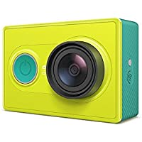 YI Action Camera (US Edition) Lime Green