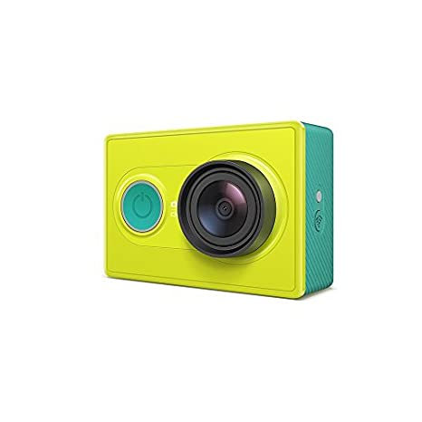 YI Action Camera (Official U.S. Edition) - Sports Camera, 16MP Sony Sensor, High-Resolution, 2Kp30, 1080p60 HD video, 155¡ Wide angle Lens Action Cameras at amazon