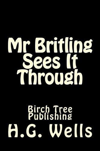 Mr Britling Sees It Through