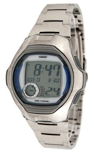Casio Mens Digital watch W 751D 8AV