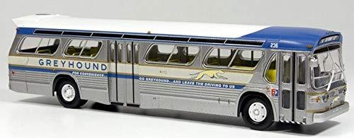 - Greyhound Rapido Fishbowl Diecast Model Bus 1:87 Scale HO Scale Rare! 1964 World's Fair Coach #236