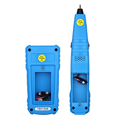 RJ11 RJ45 Cable Tester, LESHP Multifunction Electric Wire Finder Tracker Detector by LESHP (Image #7)