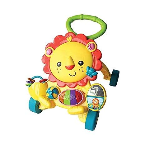Activity Baby Walker - Juguete musical de león para ...