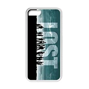 TYH - lost Phone case for iPhone 4/4s ending phone case