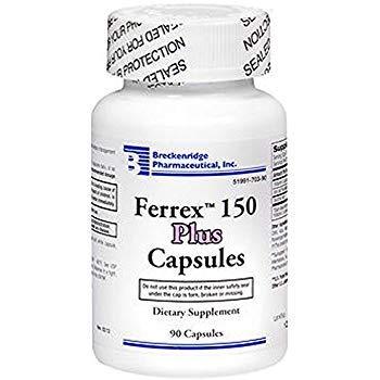 FERREX 150 PLUS - 90 Capsules