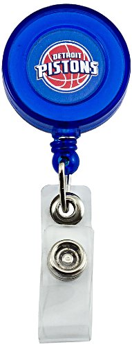 - NBA Detroit Pistons Badge Reel