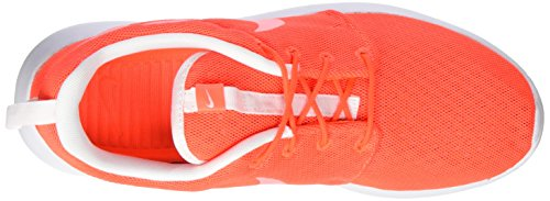 Nike Herren Roshe One BR Laufschuhe Rot (Total Crimson/White)