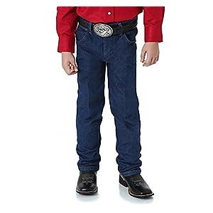 Wrangler Boys' Cowboy Cut Original Fit Jean