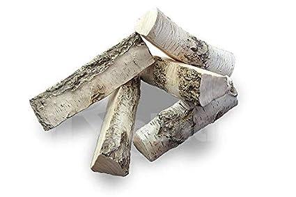 FYRECERAMICS accesorios de chimenea de bioetanol troncos decorativos de madera decoraci/ón cer/ámica fuego piedras decorativas 5 piezas Mix 2
