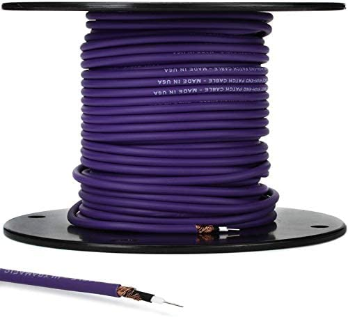 Purple Lava Cable Tightrope Instrument Wire Ultramafic