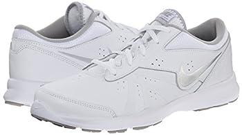 Nike Women's Core Motion Tr 2 Cross Training Shoe, Whitemetallic Silverflt Silver, 7 B(m) Us 5