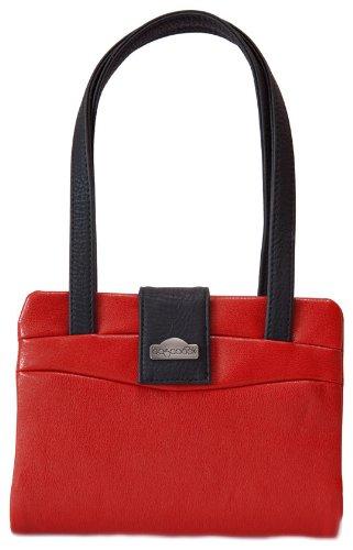 Amazon.com: Bagabook Rojo y Negro, diseño classic Collection ...
