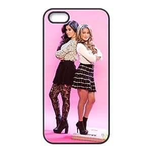 Funda iPhone 4 4s caja del teléfono celular Funda Quinta Armonía Negro A8C4KJ